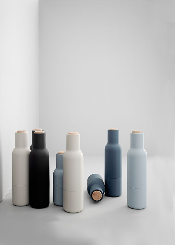 Bottle Grinders Design Norm Architects