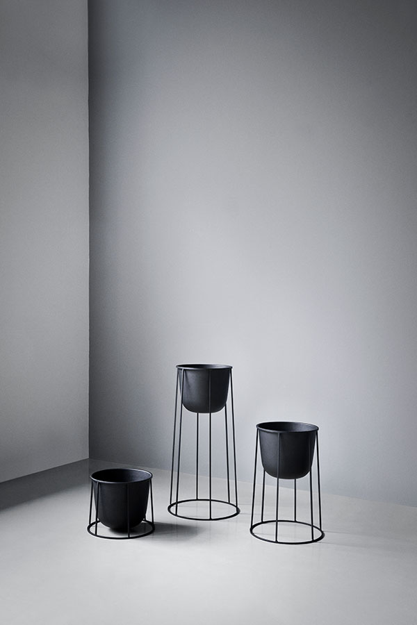 Wire Pot - design - NORM.ARCHITECTS