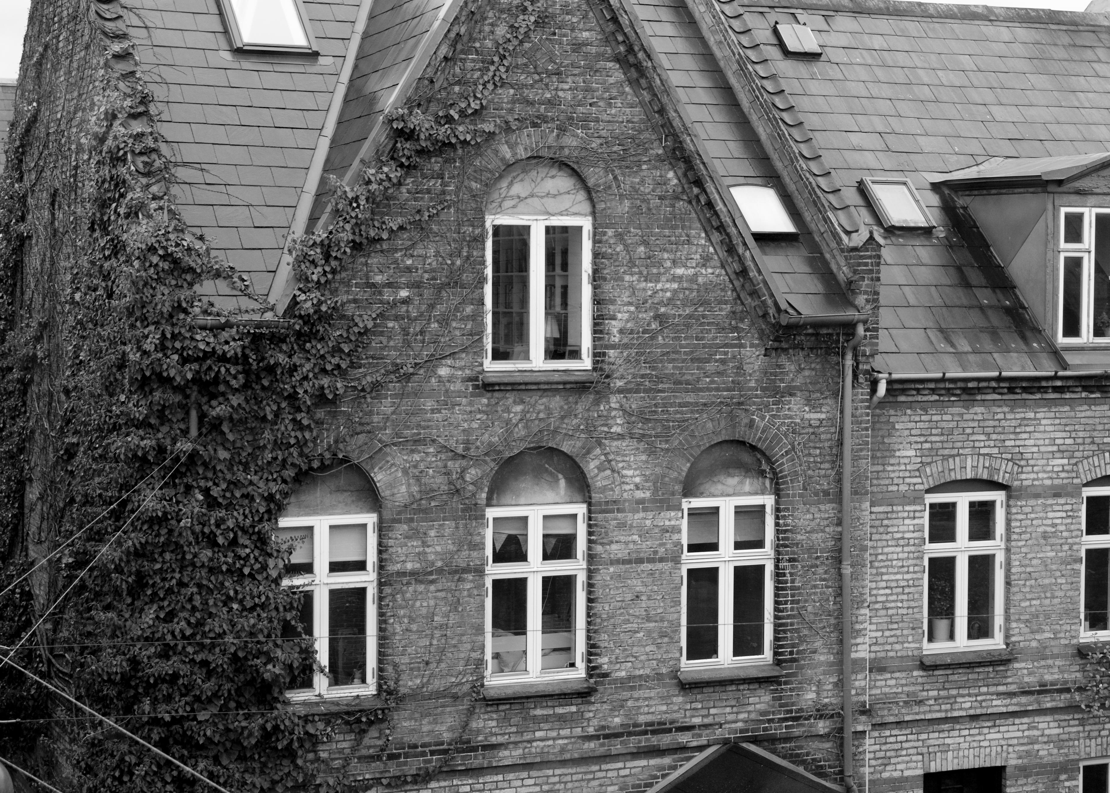 Copenhagen Townhouse IV, Denmark