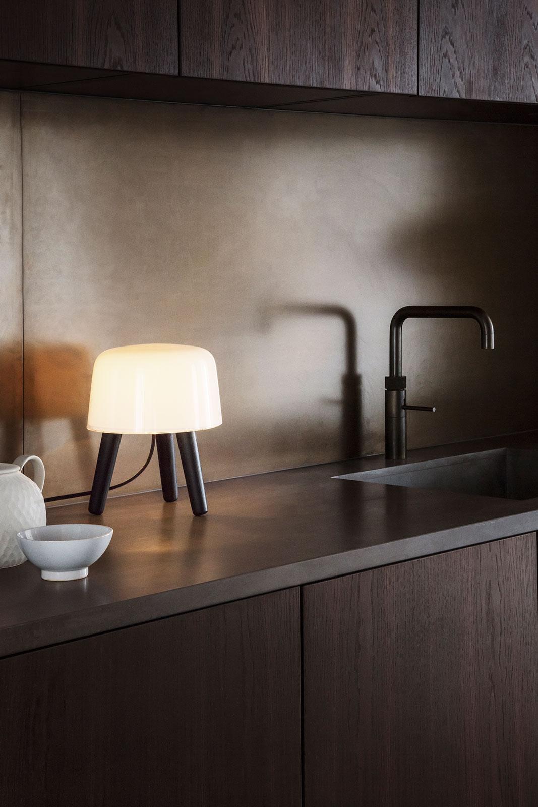 Milk Lamp