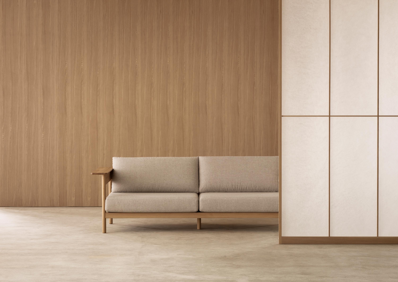 Karimoku Case Study: 2-Seater Sofa
