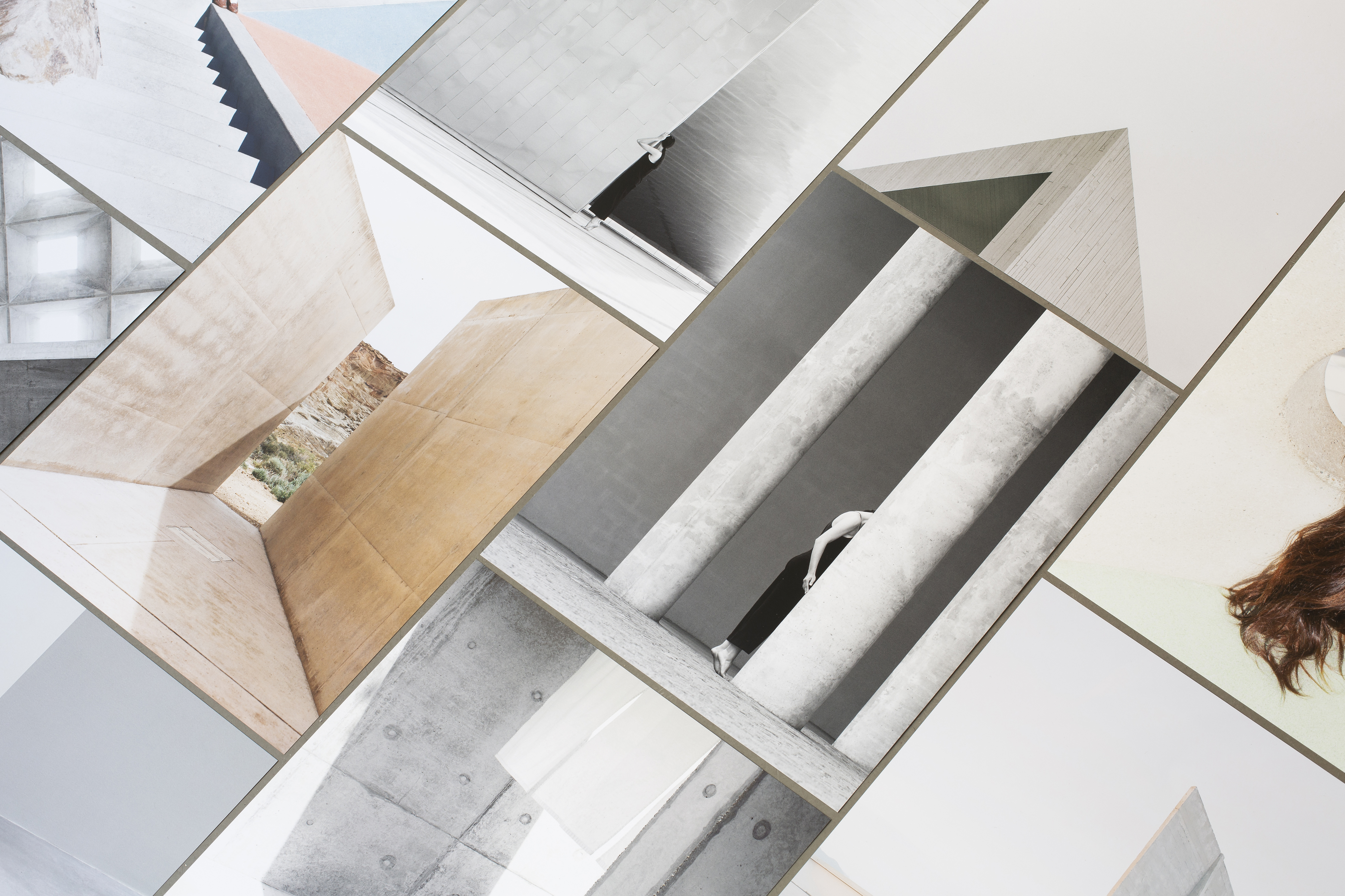 Paper Collective x Jonas Bjerre-Poulsen: The Architecture Collection